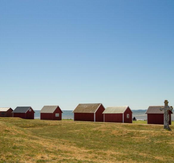 Kapelludden och Sikavarp på Öland